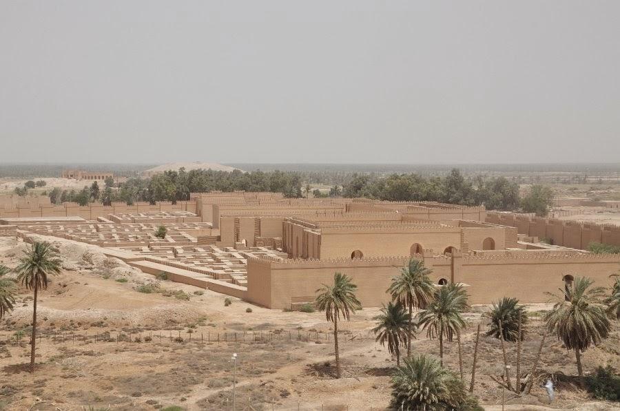 Kadim Şehirler - Babil (Irak)