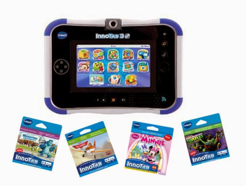 Enter the VTech InnoTab 3S Giveaway. Ends 7/31.