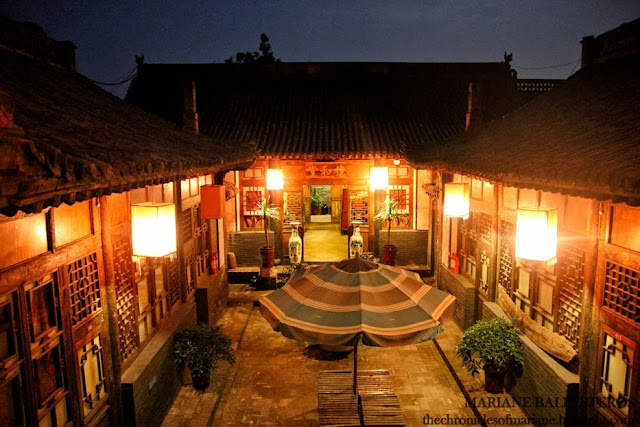 pingyao traditional hostel