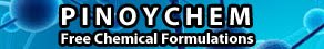 Pinoychem:  Free Chemical Formulations