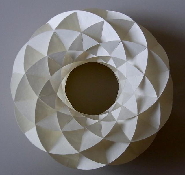 Yoshinobu Miyamoto Origamic Architecture Torus