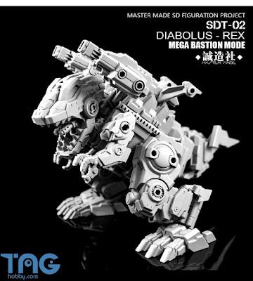 Diabolus - Rex della Master Made