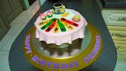 Grandma's Gambling Cake