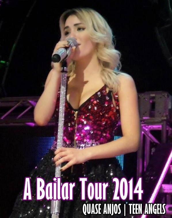 Lali Espósito: A Bailar Tour 2014.