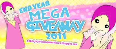END YEAR MEGA GIVEAWAY 2011