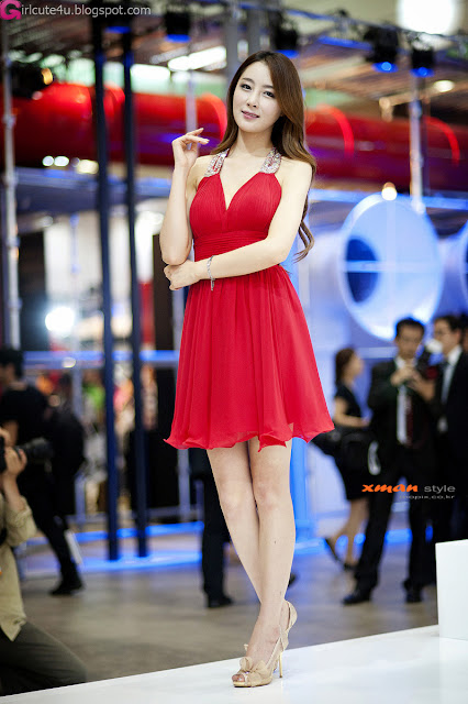 3 Eun Bin Yang - World IT Show 2012-very cute asian girl-girlcute4u.blogspot.com