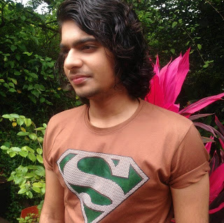 Biodata Aayush Shah Pemeran Hars Mishra (adik Navya)