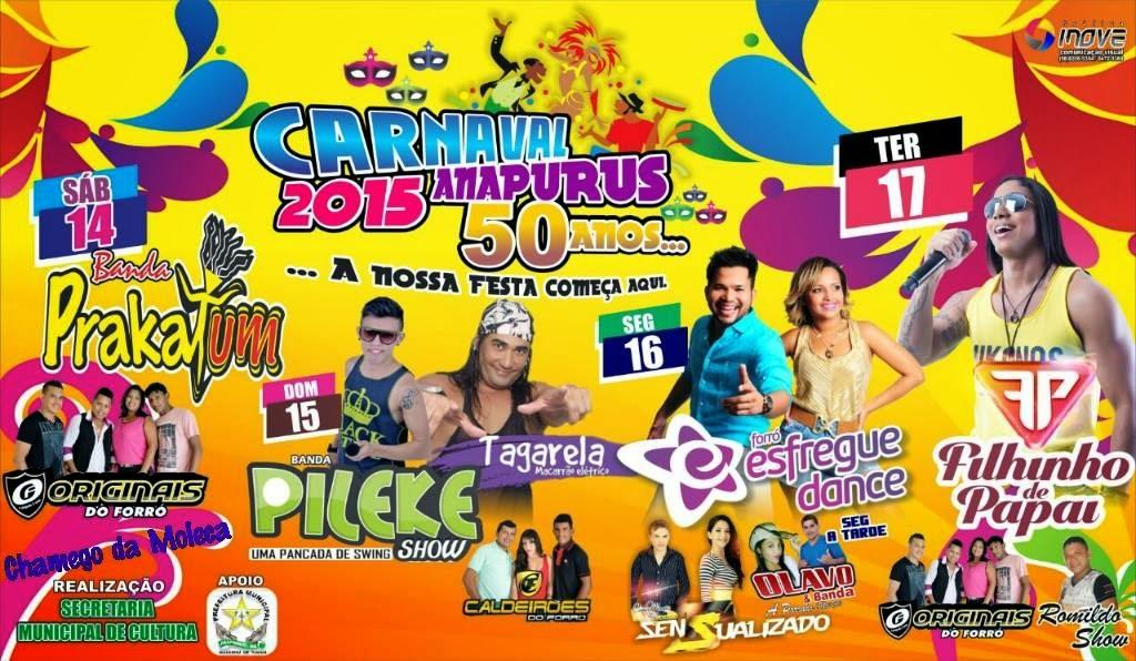 Carnaval 2015 em Anapurus