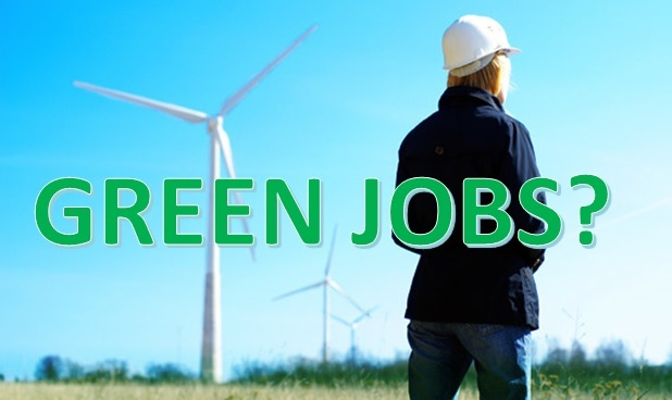 "Senate finally gives green light to creation of ""green jobs"""