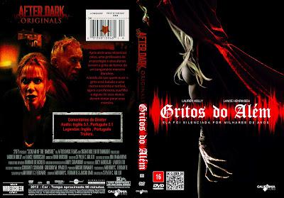 Gritos do Além DVD Capa