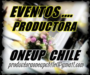 PRODUCTORA ONEUP CHILE EVENTOS