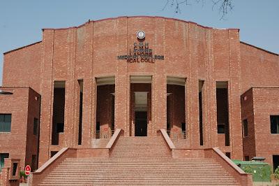 CMH Lahore campus
