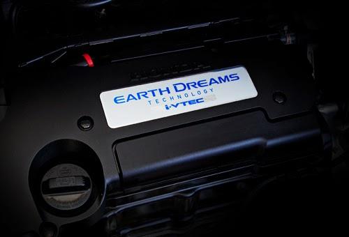 2015 Honda Odyssey Engine