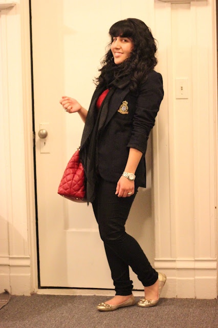 What to Wear with a Kate Spade Purse