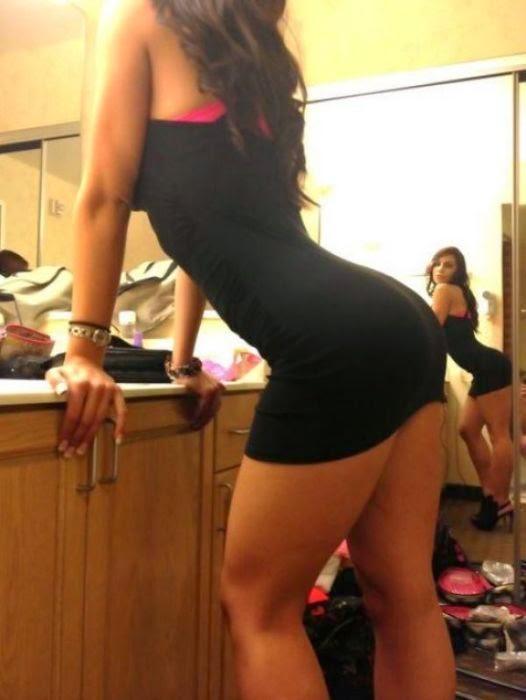 девушки фото сзади частное