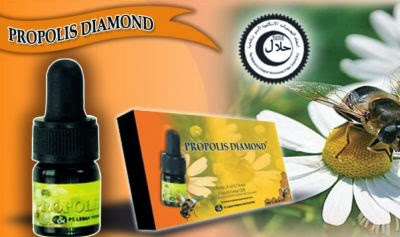Propolis Diamond import new zealand