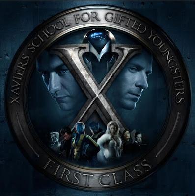 X-Men First Class Movie