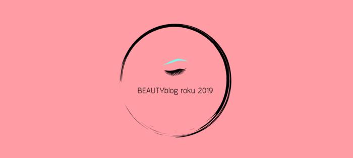 5. místo v BEAUTYblog roku 2019