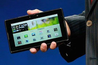 BlackBerry Playbook,ipad competitor,GalaxyTabs competitor