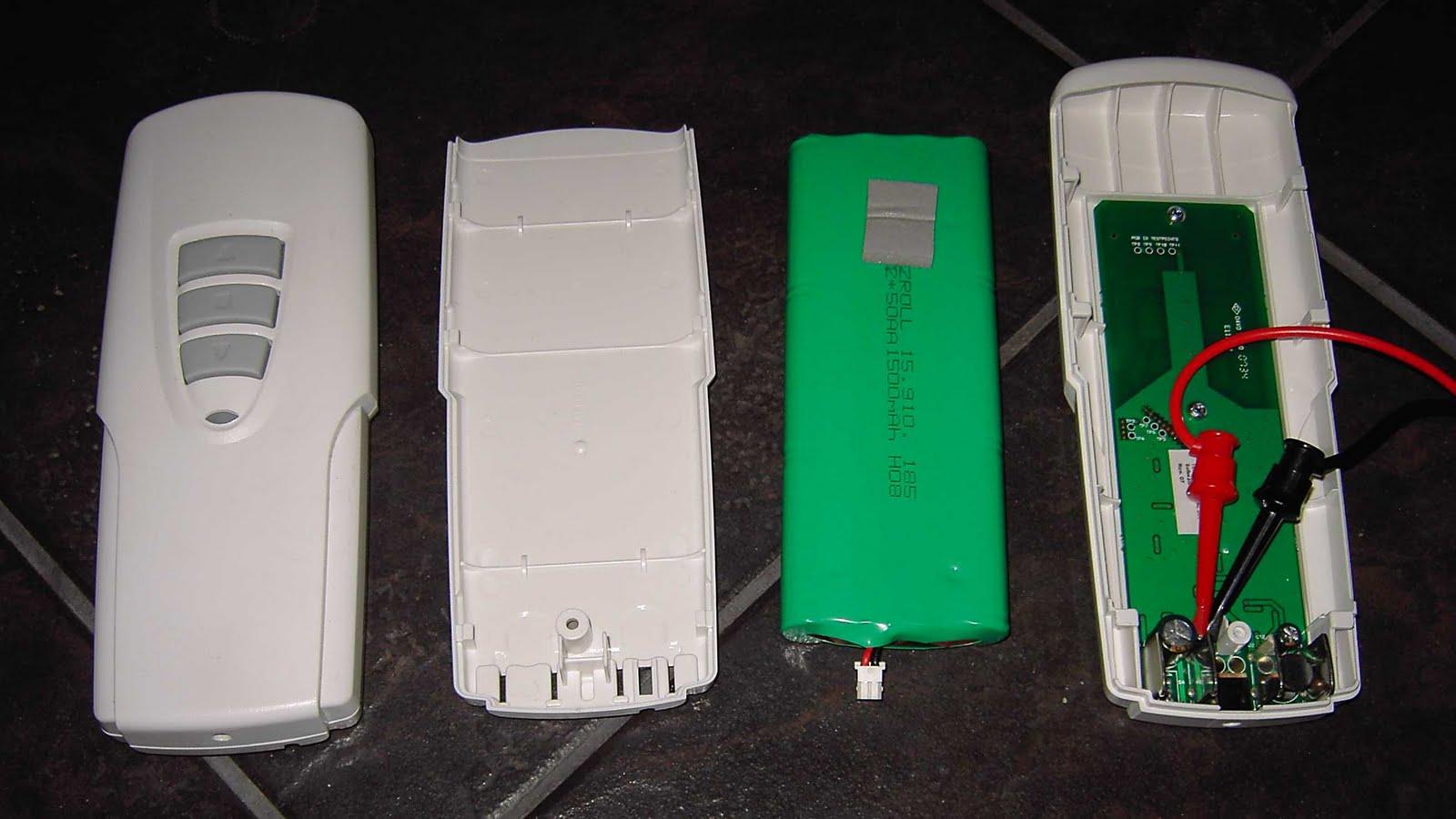Blog de vk5hse the roller shutter controller for Roller shutter motor repair