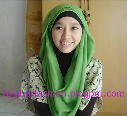 Model Jilbab Untuk Wajah Bulat Dan Pipi Chubby | Review Ebooks