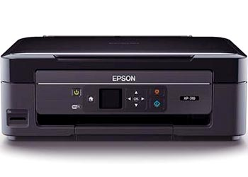 epson xp-310 not printing black