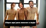 Alexandre Nero, Daniel Rocha e Rômulo Arantes Neto - Pelados de Pau Duro!