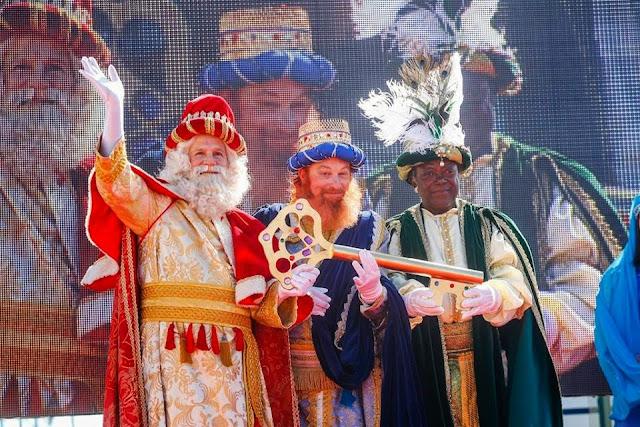 Reyes Magos en Las Palmas de Gran Canaria