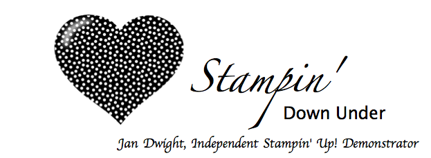 Stampin' Down Under