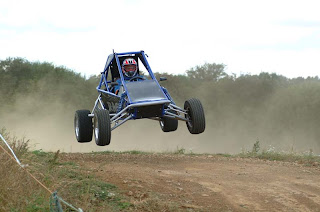 Rage Buggy Getting Airborne