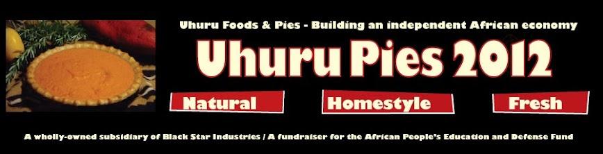 Uhuru Pies