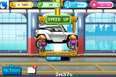 Motor World Car Factory mod apk