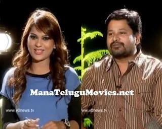 Kathi Karthika interview with Director Shankar
