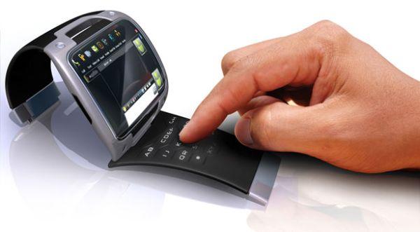 WristPC - Komputer dalam bentuk jam tangan