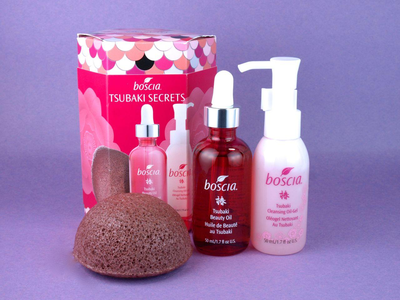 Boscia Tsubaki Secrets Gift Set: Review
