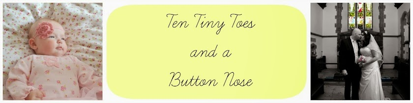 Ten Tiny Toes and a Button Nose