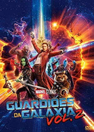 Guardians of the Galaxy Vol. 2 2017 Torrent torrent download capa