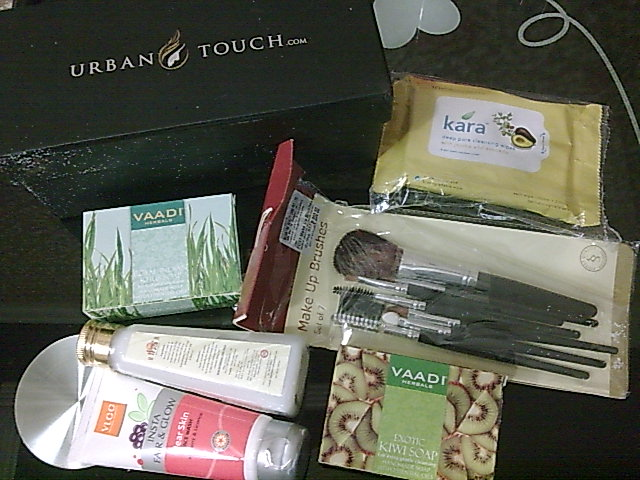 Latest Haul From Urbantouch.com