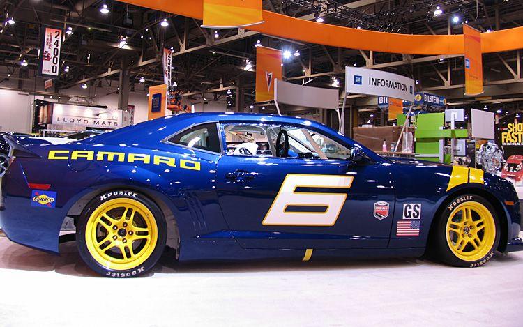 Best Cars Wallpapers Chevrolet Camaro Gs Racecar Concept Car Wallpapers