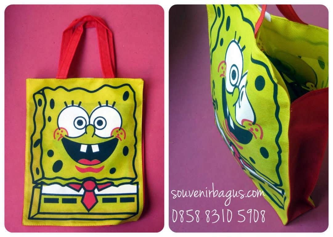 Tas Ulang Tahun Spongebob