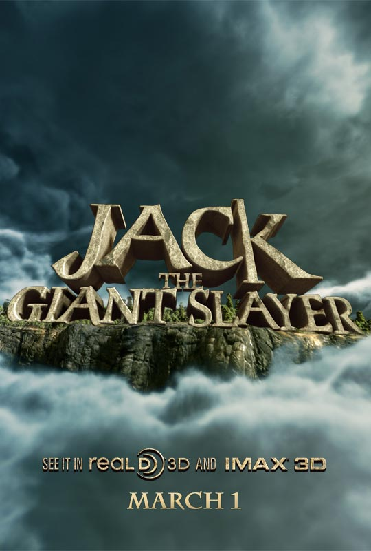 Jack the Giant Slayer - Poster (2013)