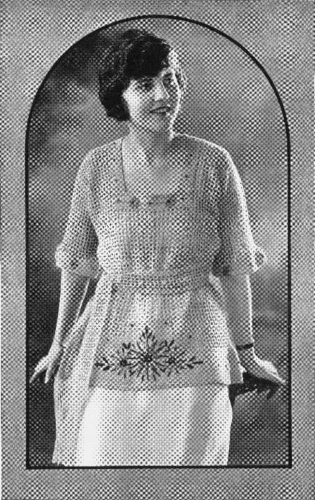Vintage Knitting Patterns 1920s : The Vintage Pattern Files: 1920s Knitting & Crochet - Columbia Yarns...