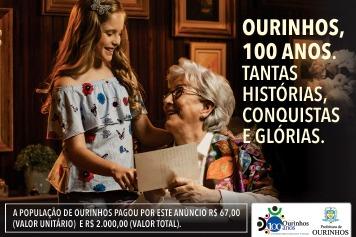 OURINHOS, 100 ANOS