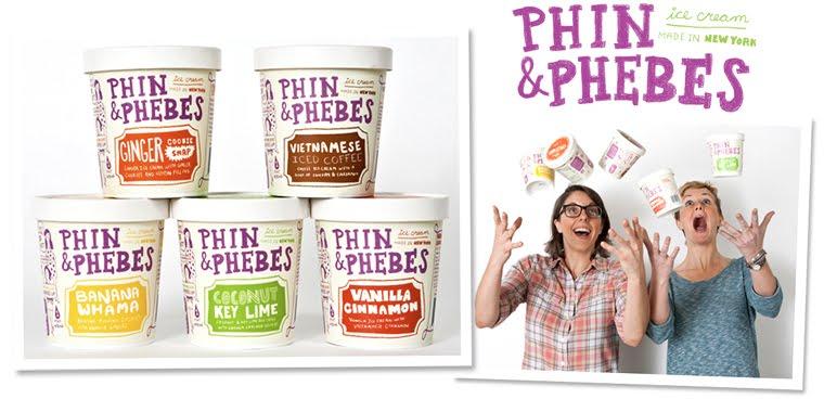 Phin & Phebes Ice Cream