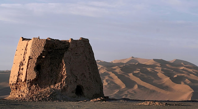 Prehistoric civilization found along Silk Road