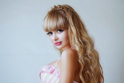 Barbie Rusia Ini Hidup Bak Putri Semenjak Kecil