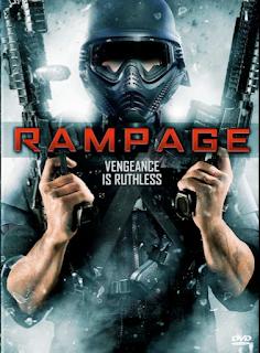 Rampage: Francotirador de Libertad Poster