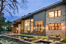 Contemporary Ranch Home Designs