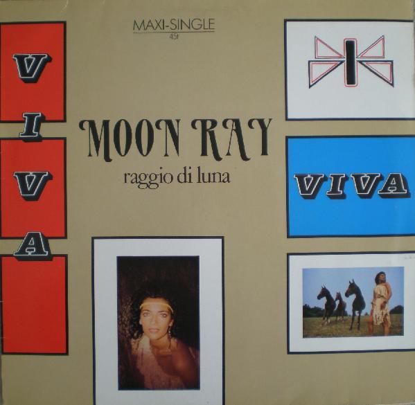 Moon Ray (Raggio Di Luna) - Viva (Maxi)