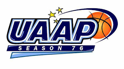UAAP Season 76 Men's Basketball Players Lineups / Team Rosters